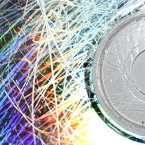 Scratched CD Textures
