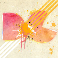Create a Watercolor Logo in Photoshop