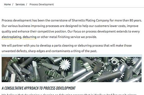 process-development