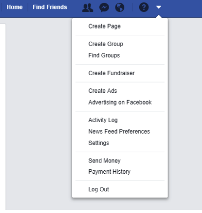 Creating the Page in Facebook - IndustrialFX